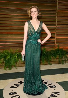 Oscar Parties Best Dressed: Evan Rachel Wood