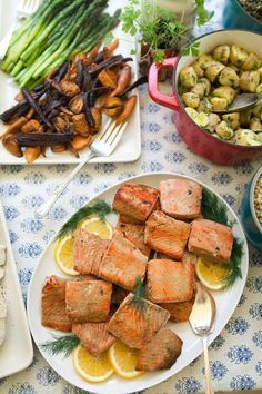 #Recipe: Mustard-Glazed Salmon