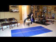 Gymnastics On Pinterest Gymnastics Cheerleading Jumps