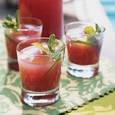 Watermelon Cooler | MyRecipes.com