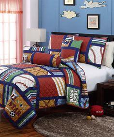 Victoria Classics: Kids Bedding on #zulily
