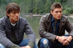 Hottest Tv Brothers EVER! Jared Padalecki and Jensen Ackles<3 <3 (Sam and Dean)