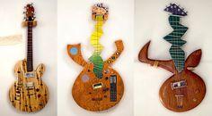 Ben Simon's Gaga Guitars