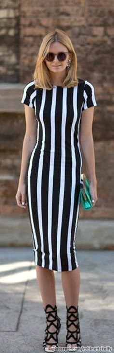 Street Style   Black and White