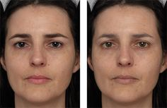 Why makeup matters - Brain uses contrast of facial features to judge a persons age