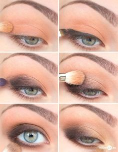 How to-eye make up tips