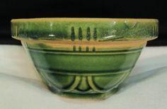 Green yellow ware