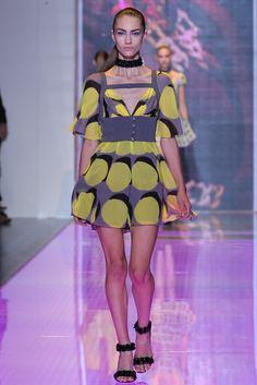 Versus RTW Spring 2013 - Runway, Fashion Week, Reviews and Slideshows - WWD.com