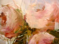 Detail - warm roses