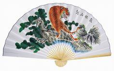 tiger, orient fan, wall fan
