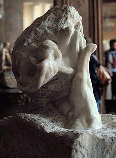 Hands of God- Auguste Rodin.  Art Experience NYC  www.artexperiencenyc.com