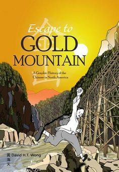 The SF Bay Guardian covers David Wong's book, ESCAPE TO GOLD MOUNTAIN, and event at Eastwind Books of Berkeley this Sunday, Nov. 11th: The comic formally known as 'The Iron Chink' | SF Arts