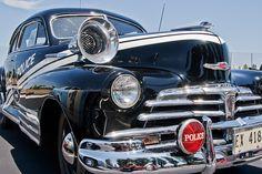 1947 Chevrolet Police Car
