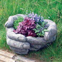 Large Ceramic Plant Pot | eBay