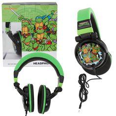Teenage Mutant Ninja Turtles Headphones