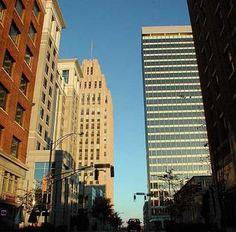 Downtown Winston Salem