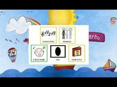 Amigo, canción infantil con pictogramas - YouTube