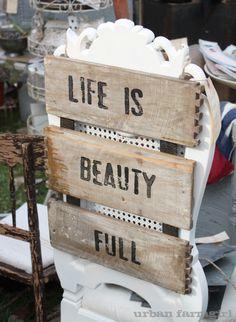 Beauty Full Life!