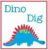 Dino Dig Pre-K Kit