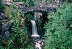 Christine Falls, Mt Rainier National Park, WA   © Marsha K. Russell