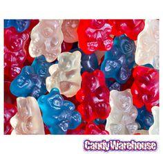 gummy bears, patriot candi, candy buffet, 4lb bag, candies, gummi bear, candi buffet, bags, candi coin