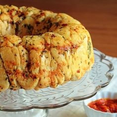 Garlic Parmesean pull apart bread monkey bread, cheese bread, food, parmesan pullapart, dinner parties, garlic bread, homemade breads, garlic parmesan, pull apart bread