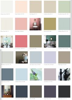 2014 Benjamin Moore Paint Color Trend Forecast