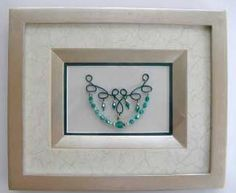 Frame your Art Beads with Jewelry Wall Art at http://www.wigjig.com/blog/1791-create-a-masterpiece-with-the-perfect-frame-for-your-art-beads.  Click on the article photo for more details.