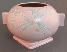 Roseville Pink DAWN Vase. #antique #vintage #appraisal