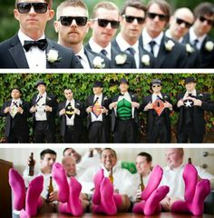 Most Creative Wedding Photos Found on Pinterest... awesome!!