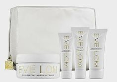 Finally giving Eve Lom a try, with this travel set from Sephora! I can't help but swoon over a product that is described by Vogue as 'probably the best cleanser in the world.' **Bought this and I LOVE the products. My new skincare routine!**