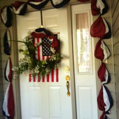 4th of July decorations!