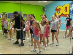 Hip Hop Dance Moves For Kids Tutorial Jump Song