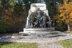 Gettysburg National Military Park Museum and Visitor Center - October 18, 2014.