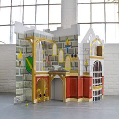 Kids Castle Playhouse.