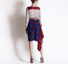 ss2013, dress print