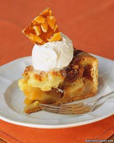 Apple Praline Tart - Martha Stewart Recipes