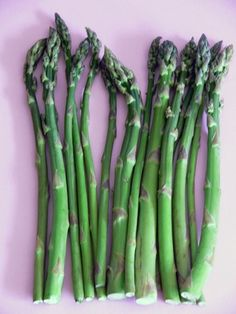 Ways for Cooking Asparagus