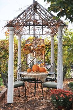 Perfectly Imperfect- Fall Decorating Ideas & Inspiration