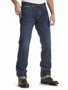 Agave Maverick Selvage Denim