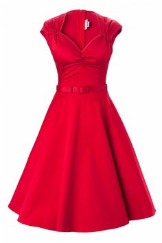 Pinup Couture - Heidi #dress #fashion #1950s #partydress #vintage #frock #retro #sundress #feminine #daydress #frock