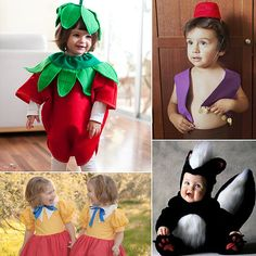 96 Last-Minute Halloween Costumes For Kids