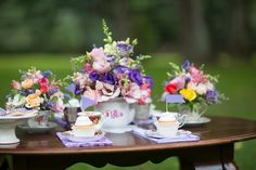 Sweetly Sophisticated Kid's Tea Party  |  The Frosted Petticoat