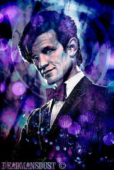 The Eleventh Doctor by Deadmans-Dust.deviantart.com on @deviantART