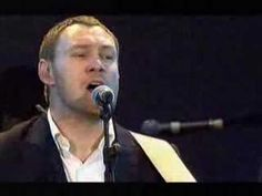 David Gray - Sail Away, Live.   Wonderful song this by the very talented David Gray.