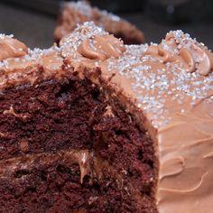 Grandmothers Favorite Chocolate Layer Cake