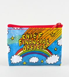 Chief Financial Officer Coin Purse