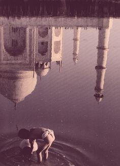 Taj Mahal, India. www.urbanrambles.com