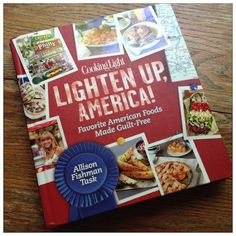Cookbook review: Lighten Up, America! by Cooking Light