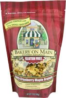 Bakery On Main: Nutty Cranberry Maple Granola. http://affordablegrocery.com